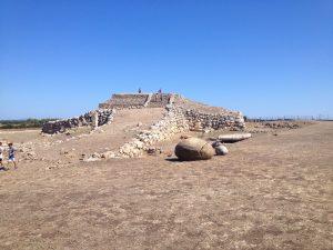 Il tempio preistorico di monte d'accoddi