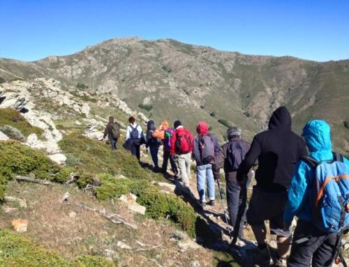 Weekend di trekking nel magico Gennargentu: da Erbelathori a Punta la Marmora