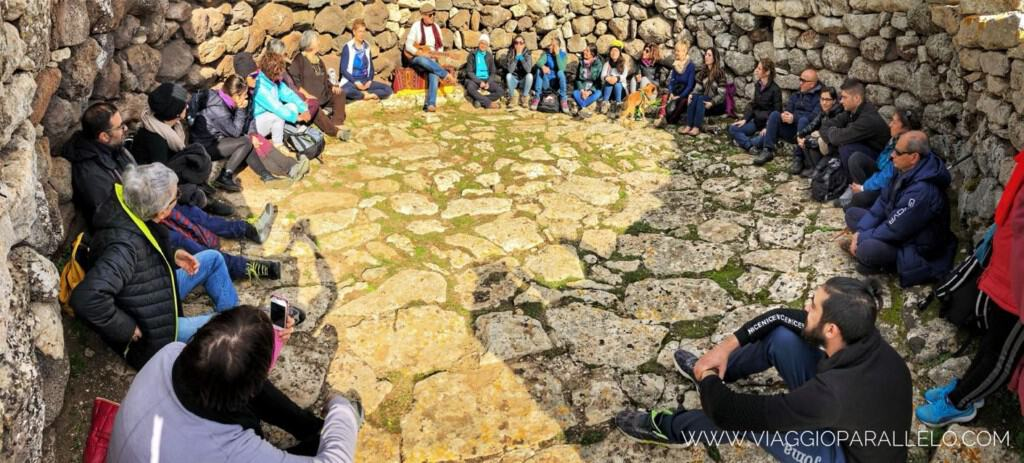 Capodanno 2020 Geometrie Sacre nella Sardegna Nuragica
