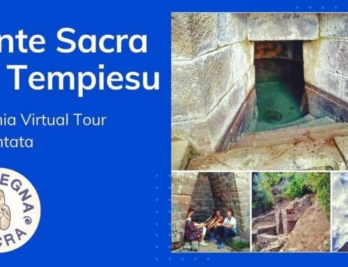 Fonte Sacra Su Tempiesu – Sardinia Virtual Tour