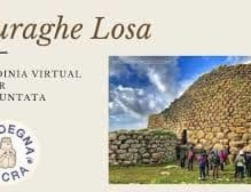 Nuraghe Losa – Sardinia Virtual Tour
